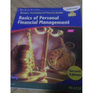 NSS BAFS Basic of personal financial management