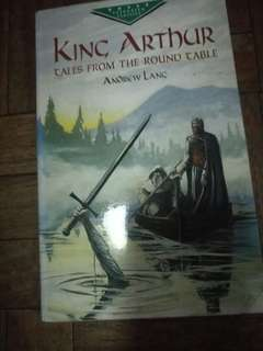 King Arthur by Andrew Lang