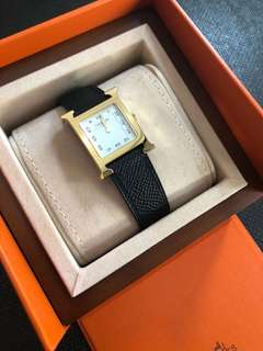 Hermes Heure H Hour watch /MM size