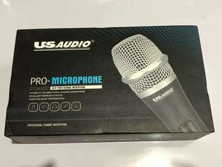 Microphone us audio