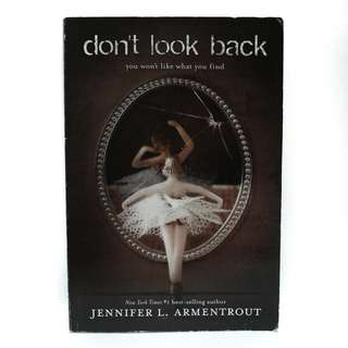 Don't Look Back by Jennifer L. Armentrout