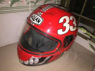 Nolan N62 Full-faced Helmet