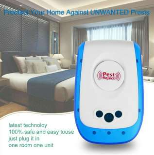 🍀Electronic Ultrasonic Anti Mosquito Mouse Insect Bug Repeller🍀