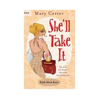 She'll Take It by Mary Cartee