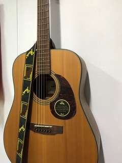 Cort Earth 20th Anniversary Acoustic Guitar