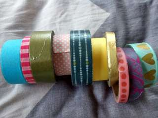 🚚 Washi Tapes clearance sale