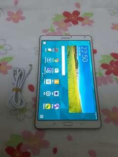 Samsung Tab S sm t700 wifi 16g