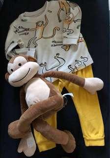 Monkey Pyjamas 🐒