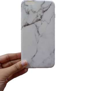 iPhone 6+/6s+ Marble TPU Case