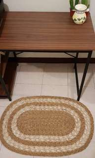 Abaca Floor Piece