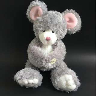 Mischief the Mouse peekaboo plush