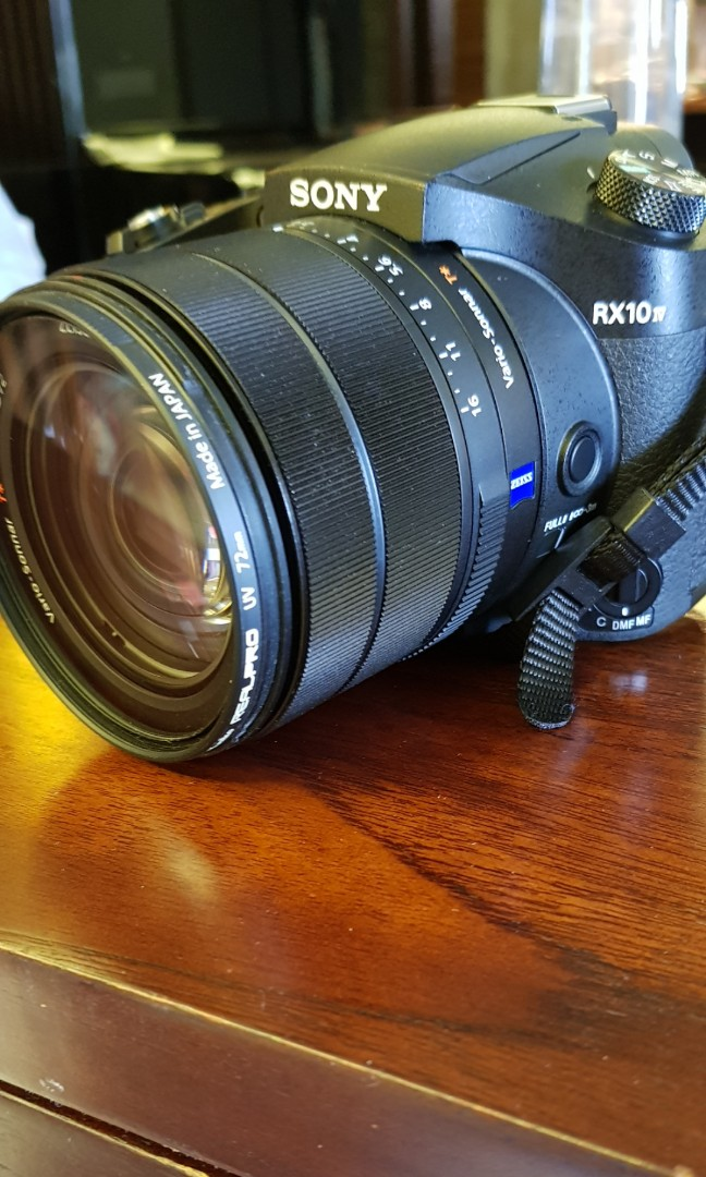 2 months SONY RX10M4 (RX10 Mark4) condition 10/10 24-600mm
