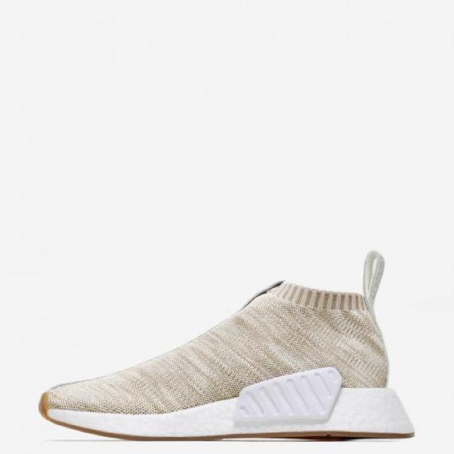 new arrival 61f56 d33d7 Adidas Originals Naked Kith NMD City Sock 2