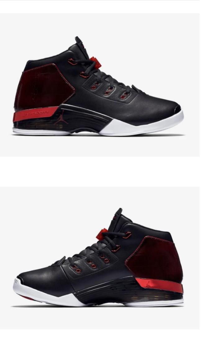 eec53d3cc90 Air Jordan 17+ 'Bulls' US10, Men's Fashion, Footwear, Sneakers on ...
