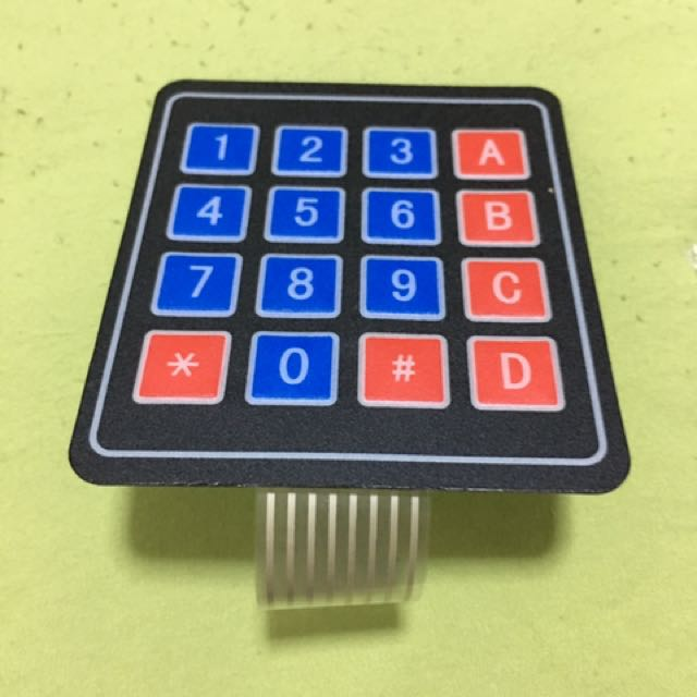 Arduino Keypad