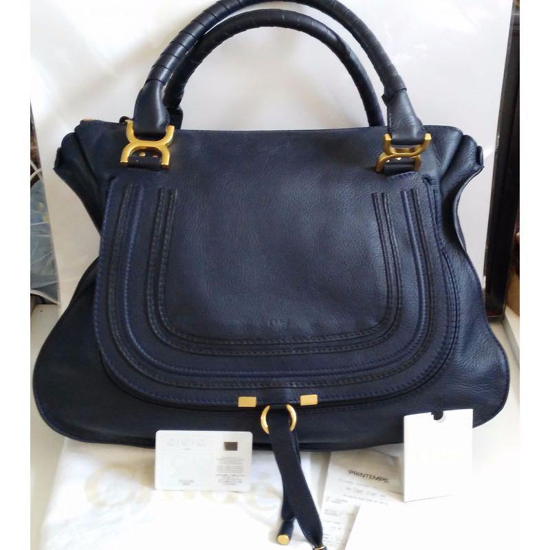 32dc9e16 Authentic Chloe Marcie Shoulder Bag, Luxury, Bags & Wallets ...