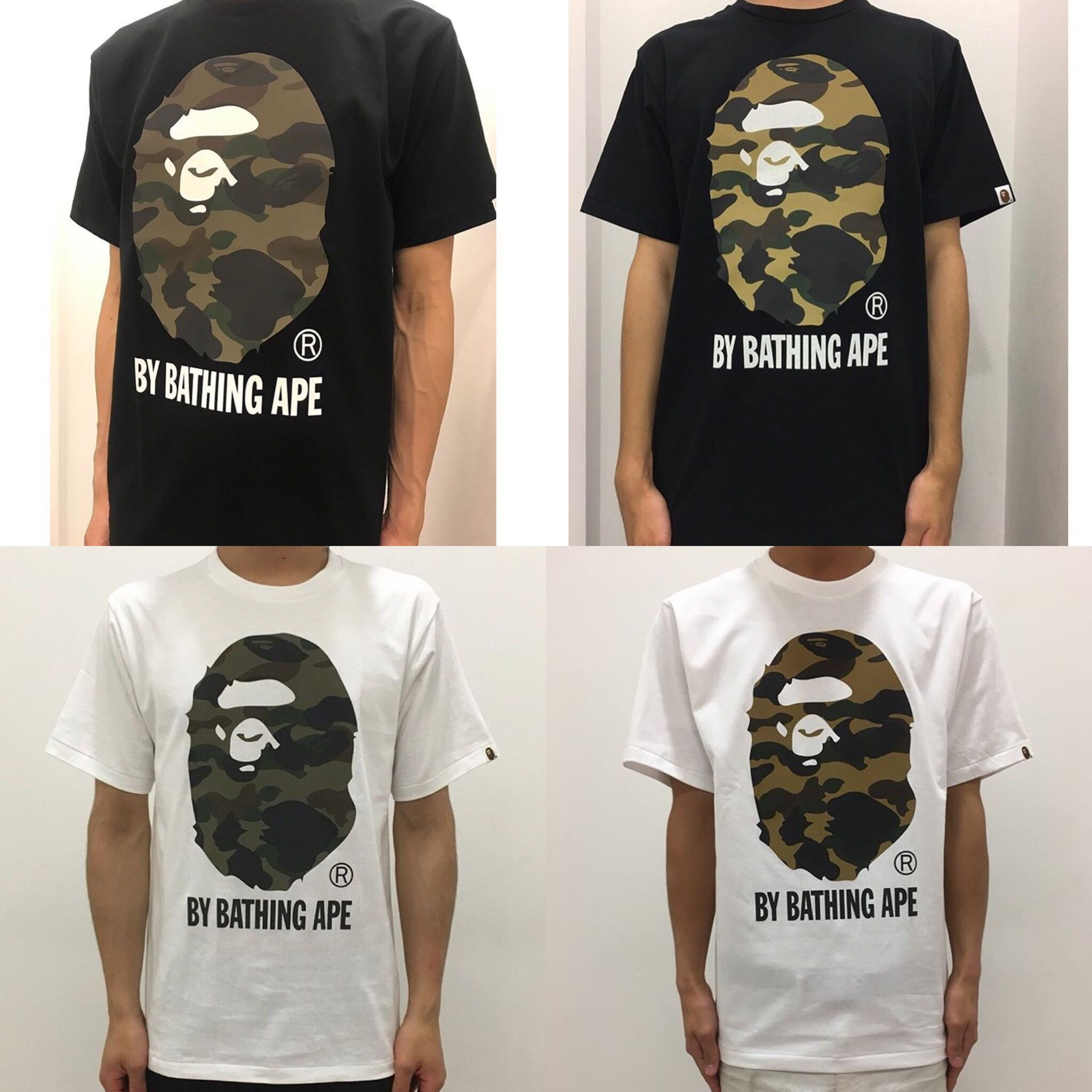 f8e41f3d6 BAPE REFLECTOR 1ST CAMO BY BATHING APE TEE, Men's Fashion, Clothes, Tops on  Carousell