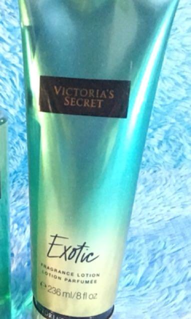 Body lotion Exotic