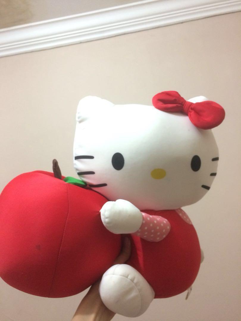 Boneka Hello Kitty Original Sanrio Free Ongkir Toys
