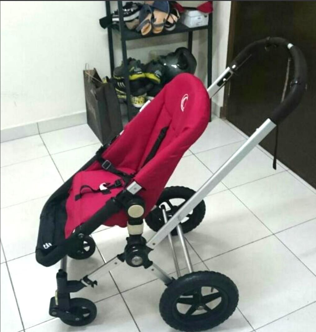 Onwijs Bugaboo Frog Stroller, Babies & Kids, Strollers, Bags & Carriers OQ-23