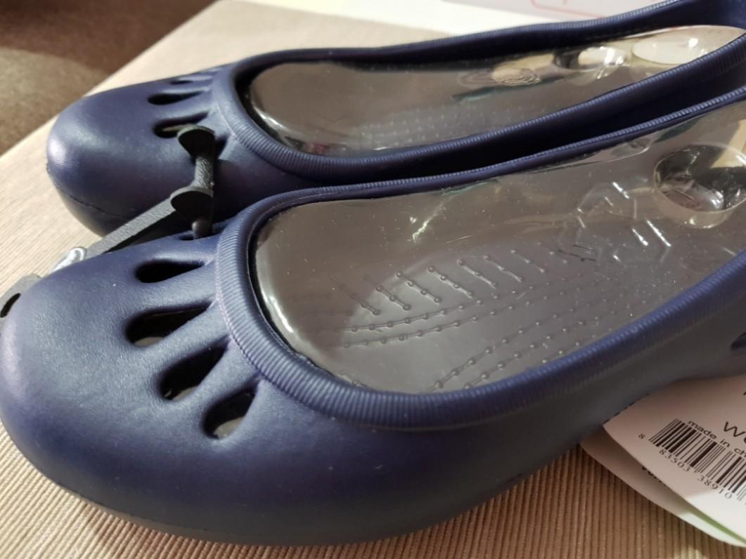 00eca7117 Clearance Crocs Malindi Navy W6