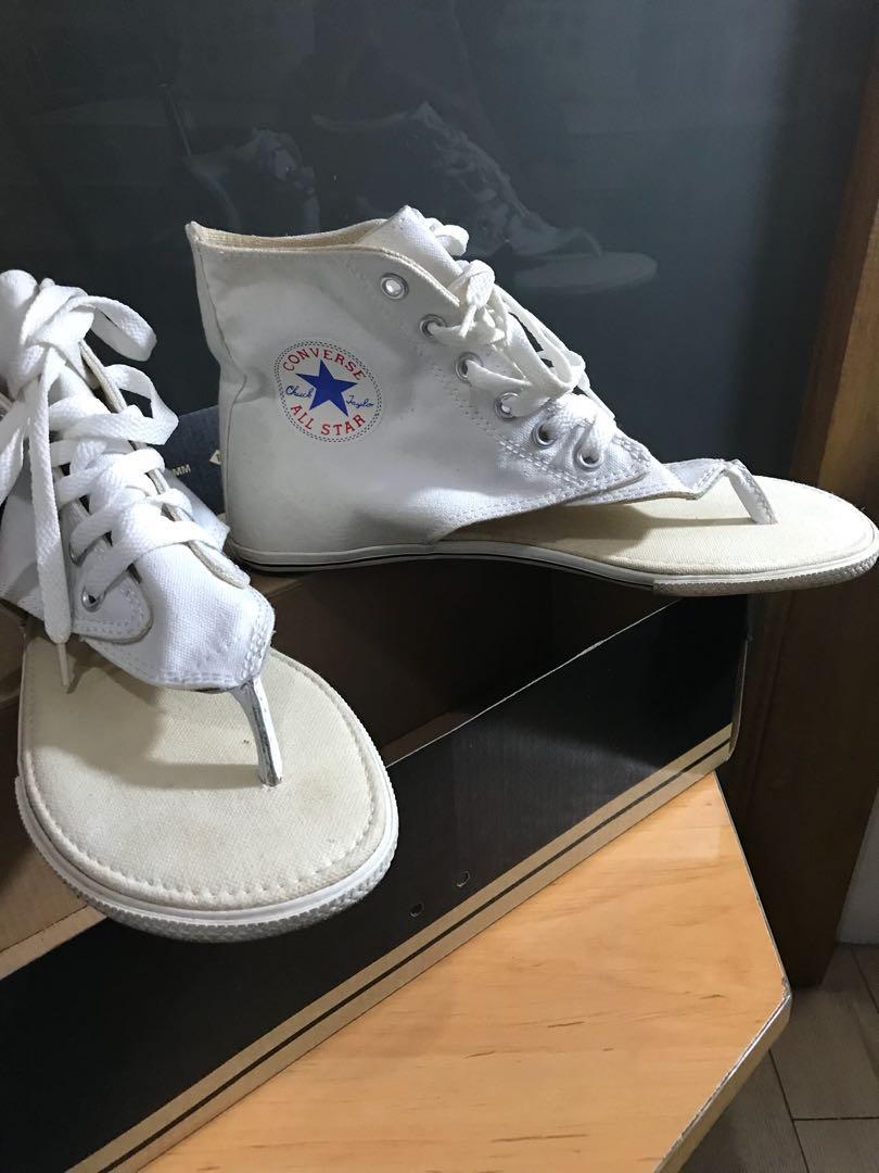 ae32b18a93e9 Converse original white sandals