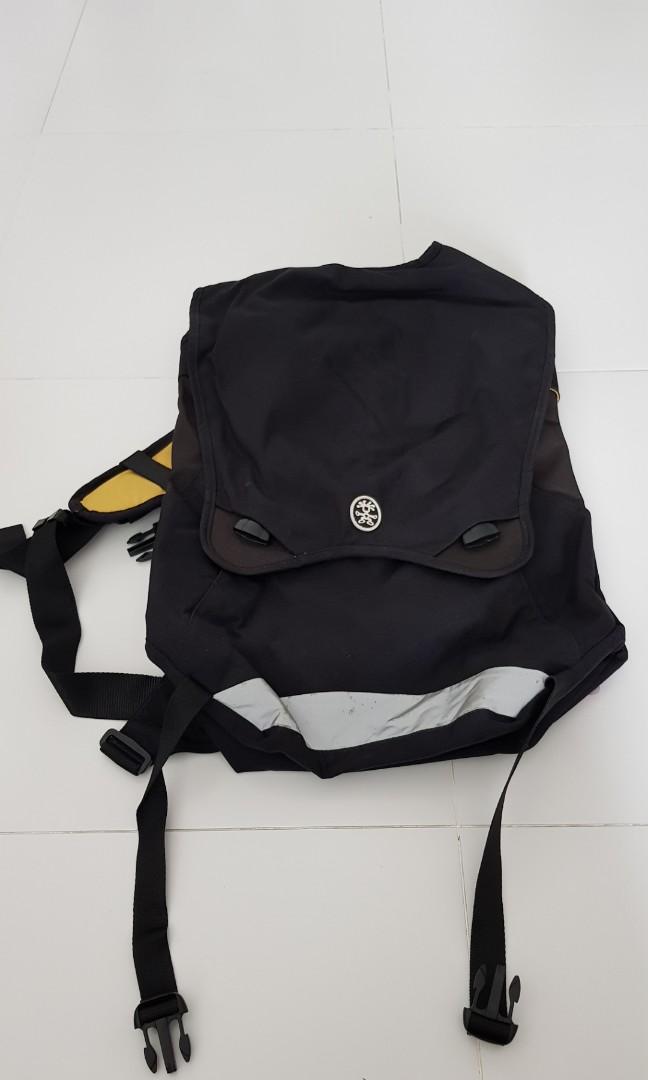 40b53c0ae8 Crumpler backpack - the mahaubar