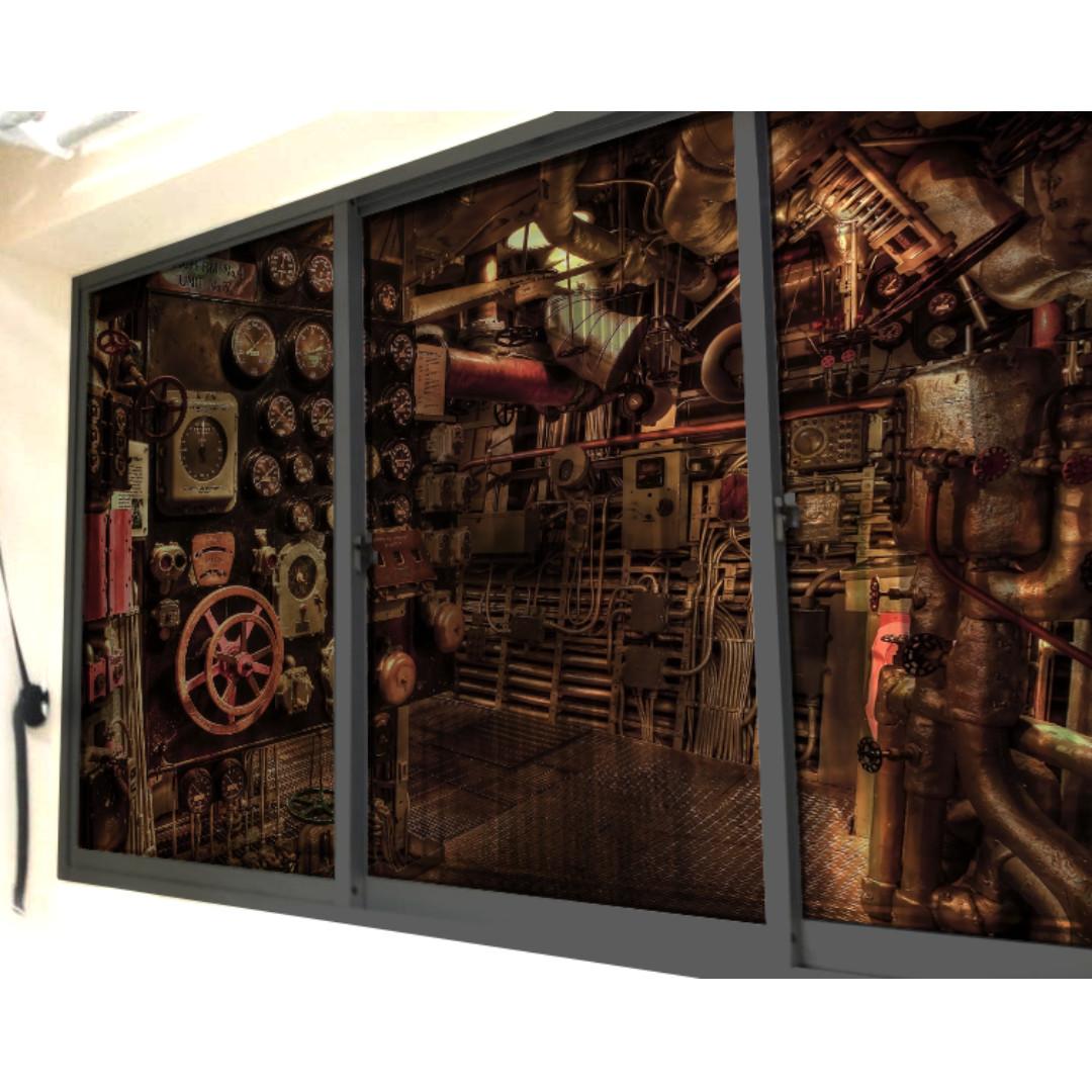 ENGINE ROOM WINDOWS & GLASS ART