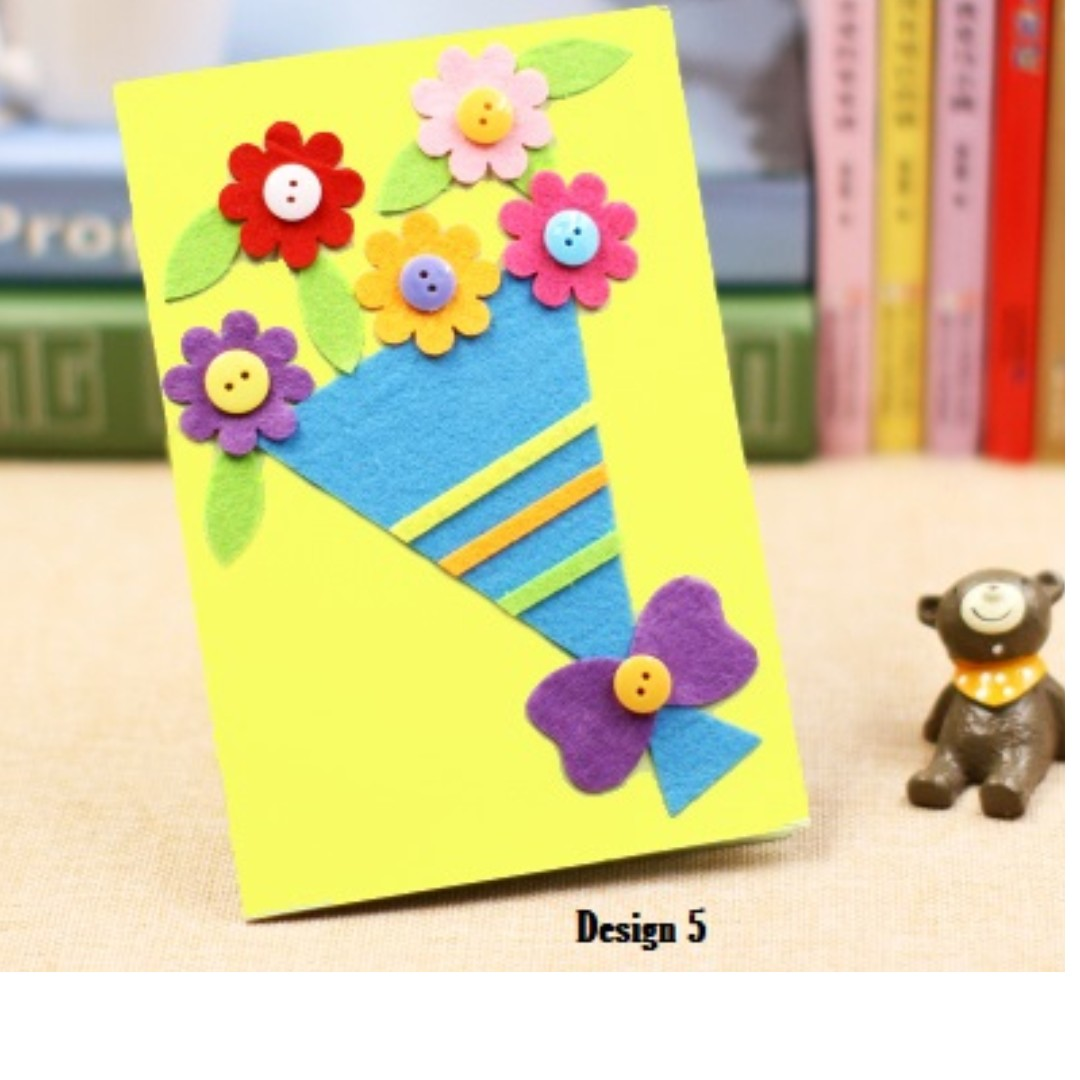 Greeting Cards Teacher S Day Card Diy Card Design 5 To 8