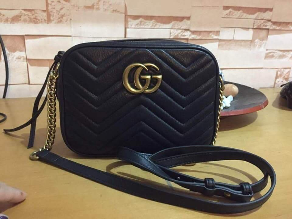 8936a6426 Gucci Marmont, Women's Fashion, Bags & Wallets on Carousell