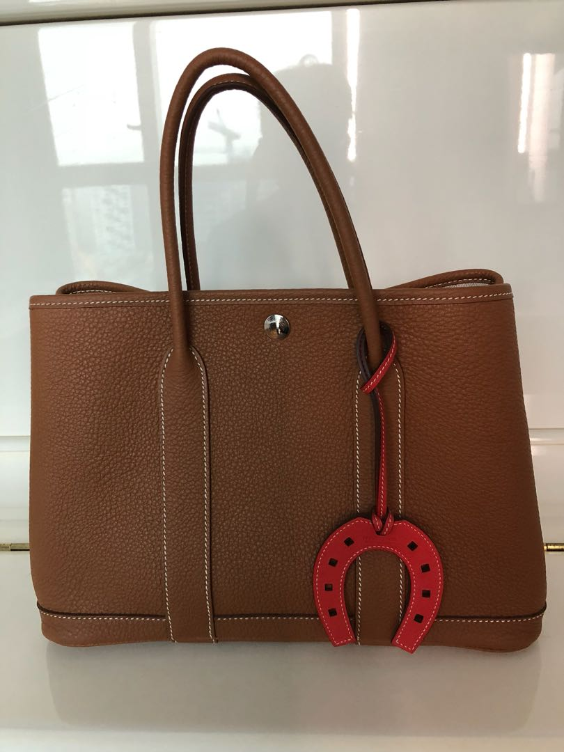 bb63b6935e10 Hermes Garden Party 30 Bag