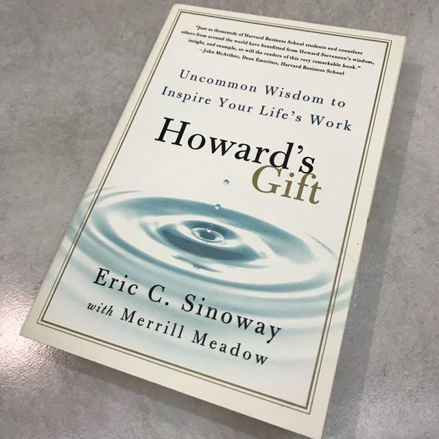 Howard's Gift by Eric C  Sinoway