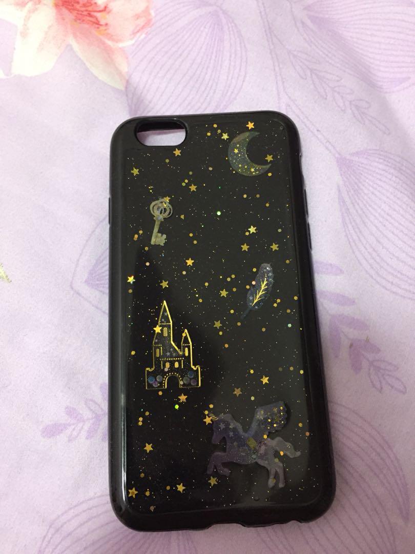 iPhone 6 Case 夢幻少女風機殼