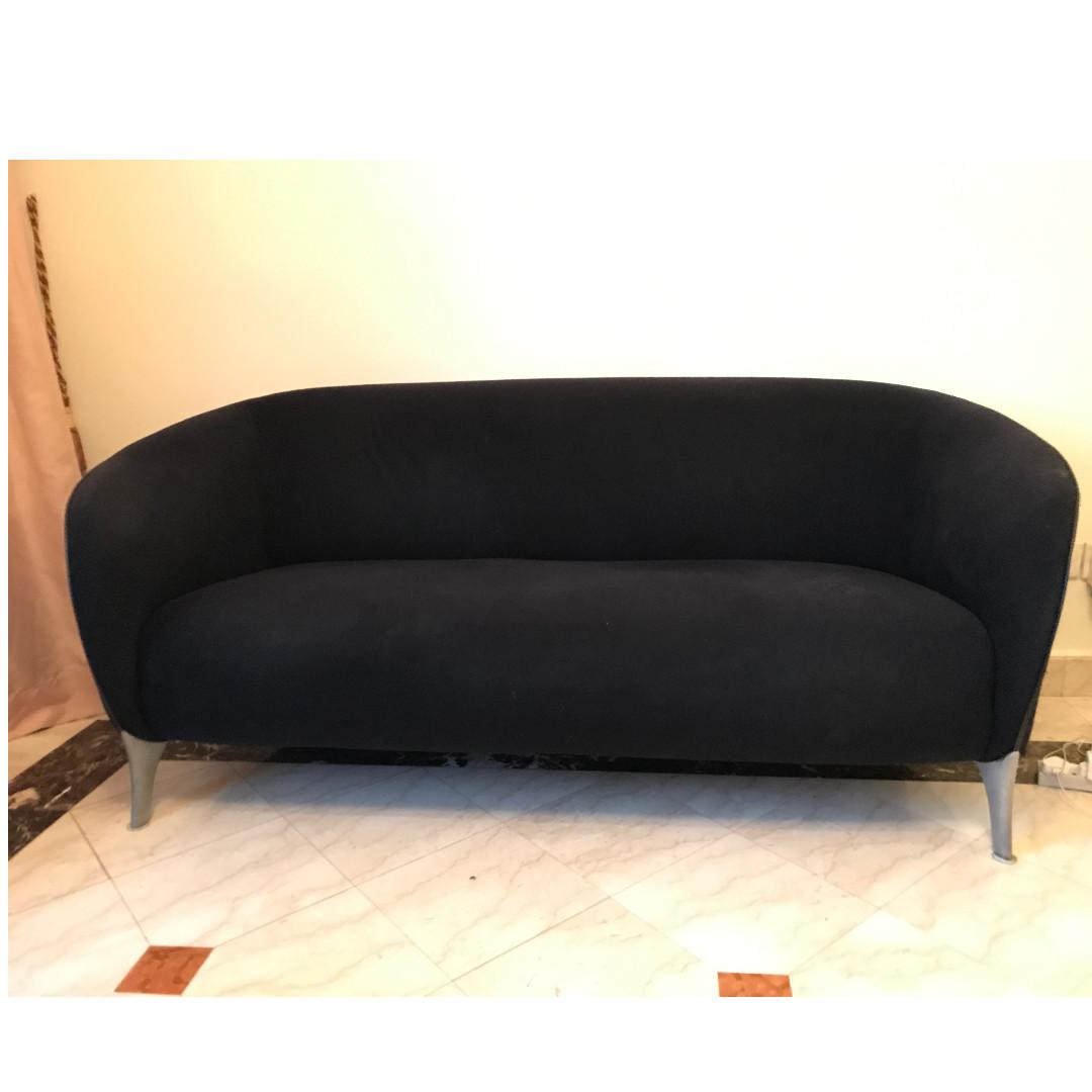 Italian Designer Sofa, Furniture, Sofas on Carousell