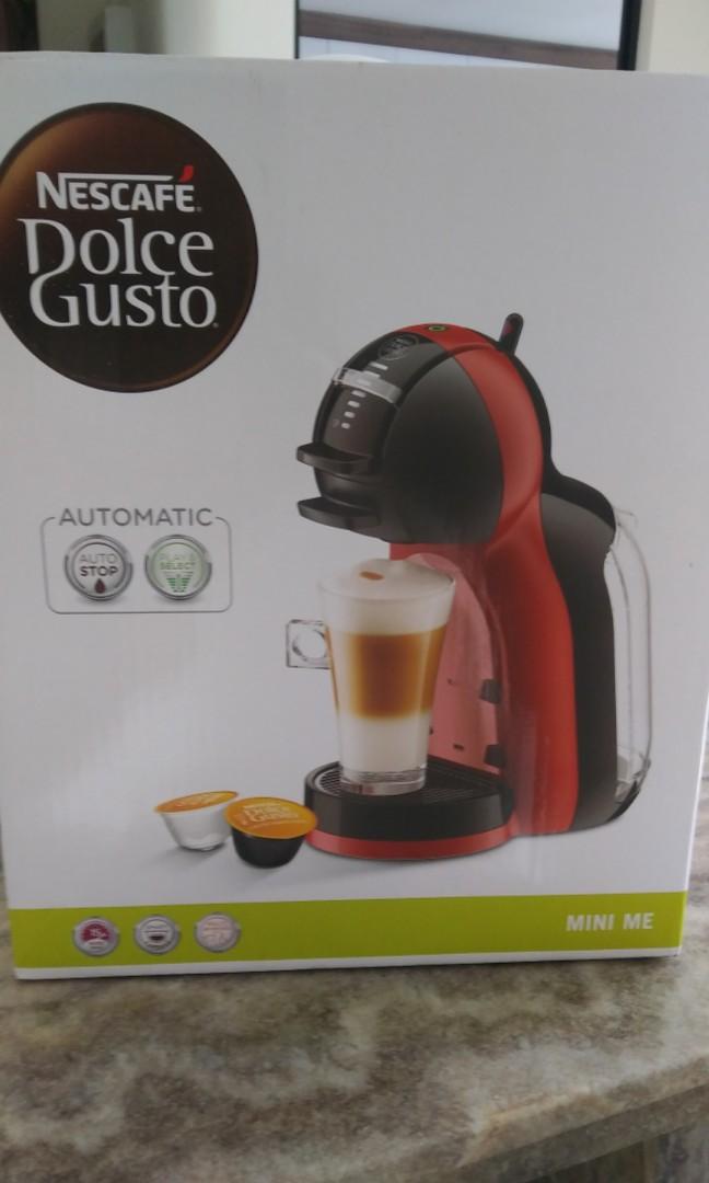 Nescafe Mini Me Coffee Machine Home Appliances Kitchenware On