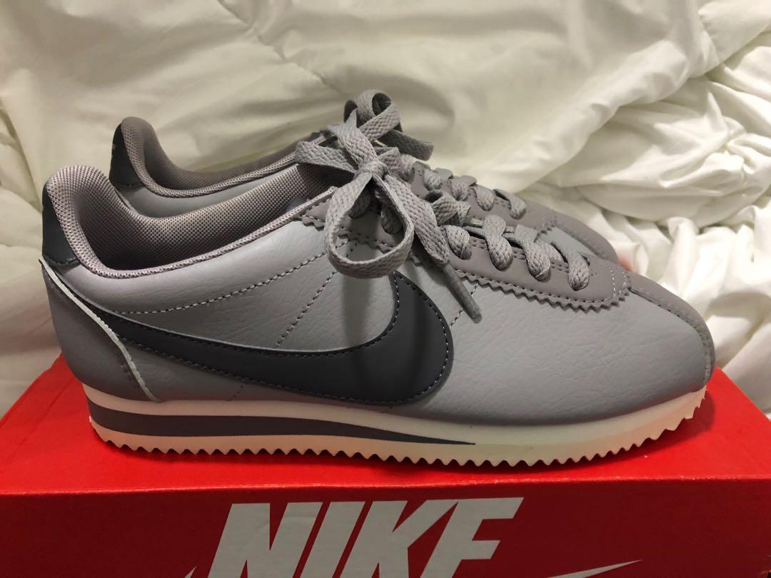 finest selection c226e e867e Nike Cortez (Atmospheric Gray), Women's Fashion, Shoes on ...