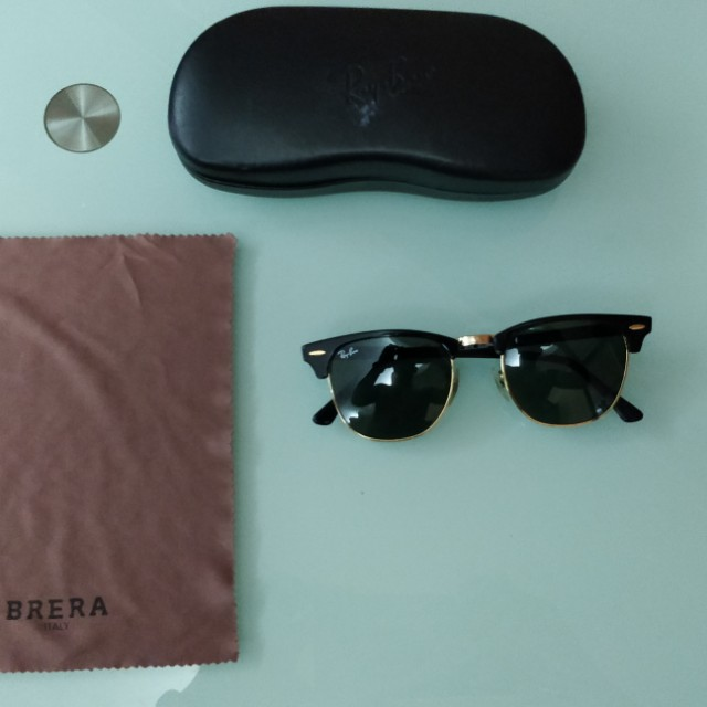 067e3035a Rayban clubmaster 3016 fast deal, Women's Fashion, Accessories ...