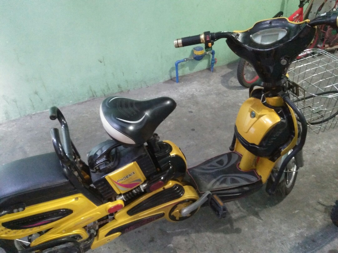 ab67c9d8f78 Romai phoenix ebike, Motorbikes on Carousell