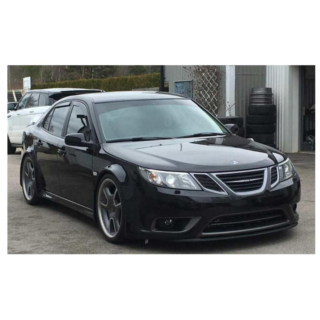 SAAB 9-3, 9-5 PERFORMANCE TUNING UP TO 400 NM 270 HP AND