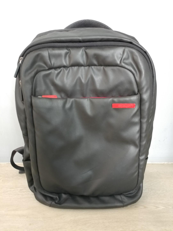 31532d7787 Spigen Coated 2 Laptop Backpack Black