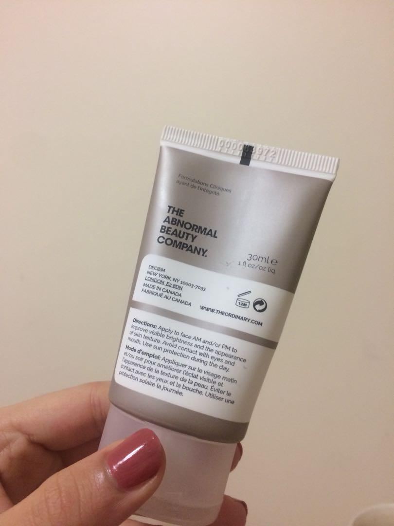 The Ordinary Adelaide Acid Suspension 10%