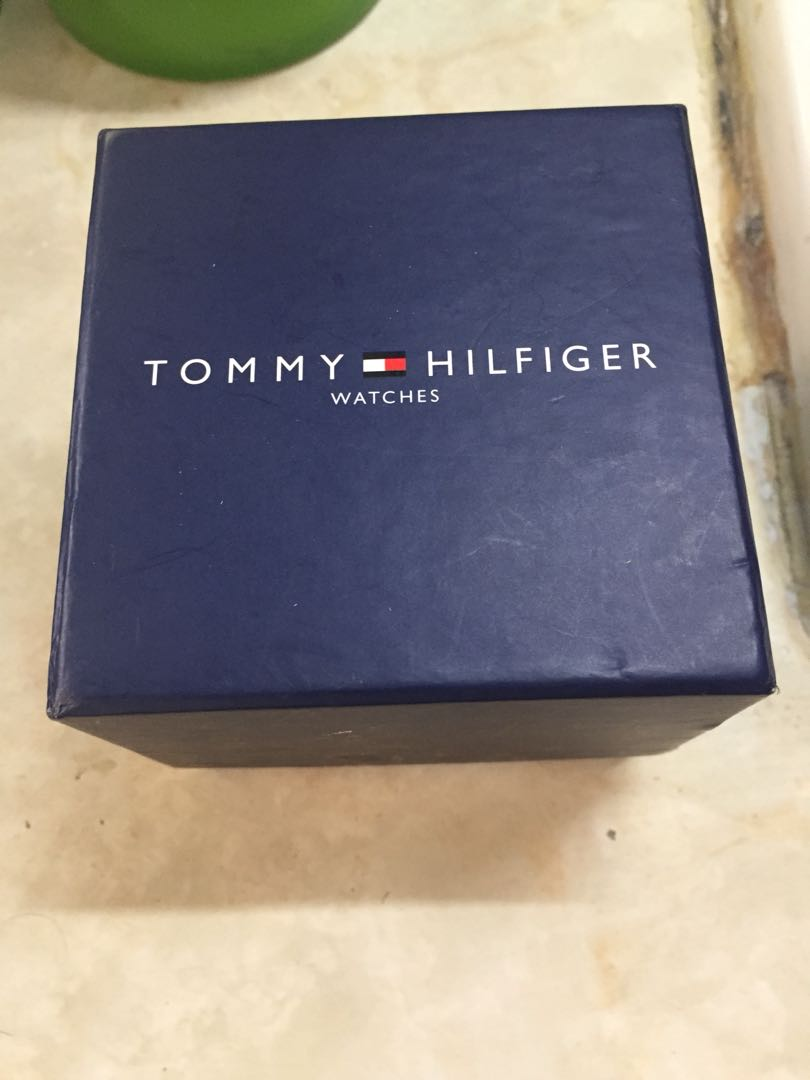 Tommy Hilfiger.France watch, Men s Fashion, Watches on Carousell 3e24c2b2a82e
