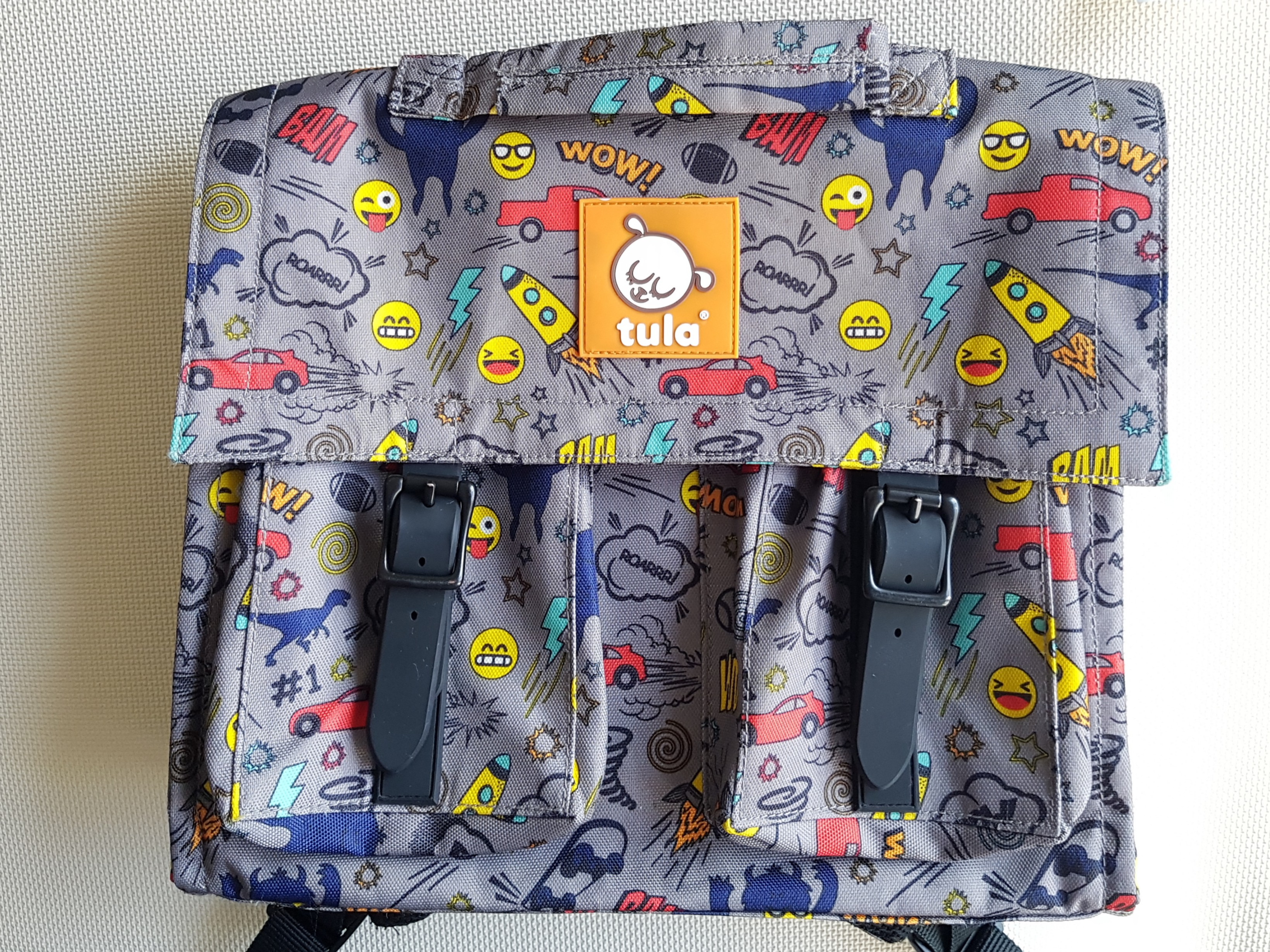 841013810749 Tula Stamps child kids Backpack bag for toddlers and pre-schoolers 24 mos  2+ years and kindergarten 2~8 year olds