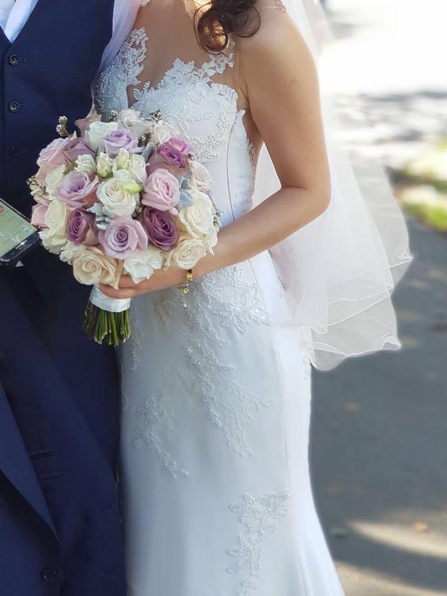 Wedding Dress - Pronovias Plisa