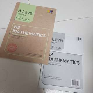 MATH Yearly Shing Lee education TYS 2008-2017(with answers)