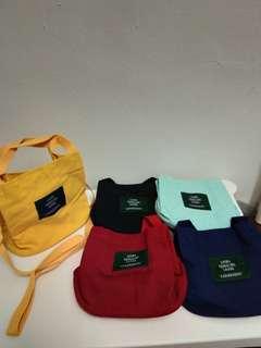 sling bag (small)