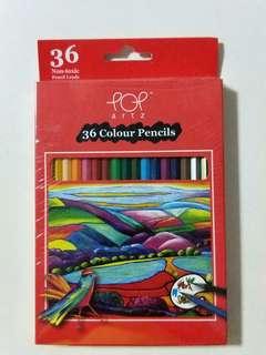 🚚 Colour Pencils
