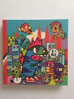 Tokidoki Kaiju/Unicorno 7-11 Small Notebook/ calendar planner