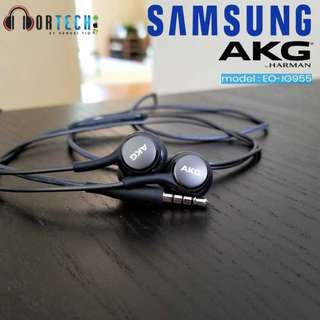 headset handsfree earphone Samsung S8 AKG