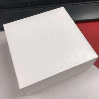 Pandora white box 潘多拉白色珠寶盒